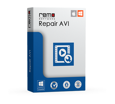 Remo AVI Video Repair Tool to Fix Corrupted & Unplayable AVI