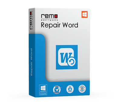 Remo Repair Word Software - Repairs Corrupted / Damaged DOC, DOCX