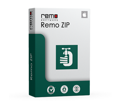 Remo ZIP for Mac– Tool for compressing files and folders on Mac