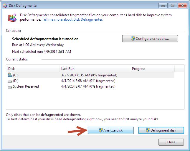 How to Defrag Windows 7 Laptop | Defrag Windows 7 Laptop