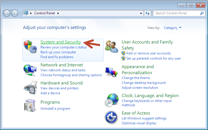 how to create system image backup windows 7