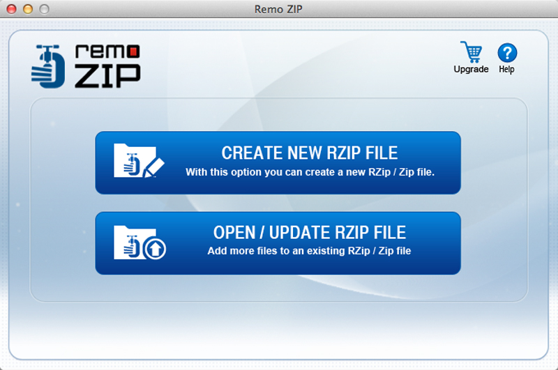 File compression tool for MAC