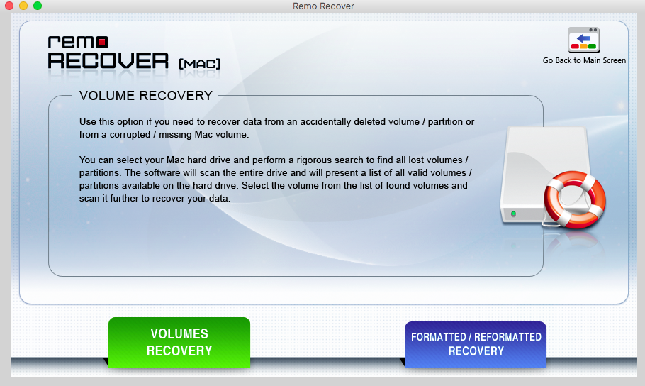 Quick guide to recover data from Mac Hard Drive