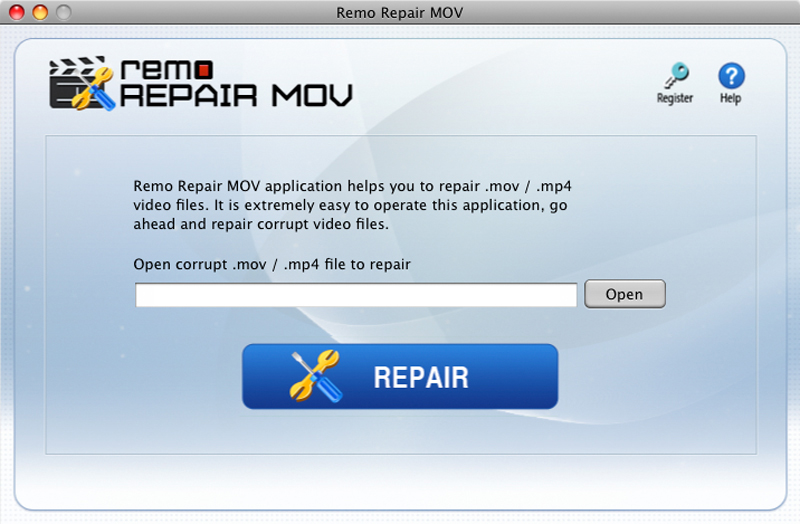 Remo Repair MOV Mac 3.0.1