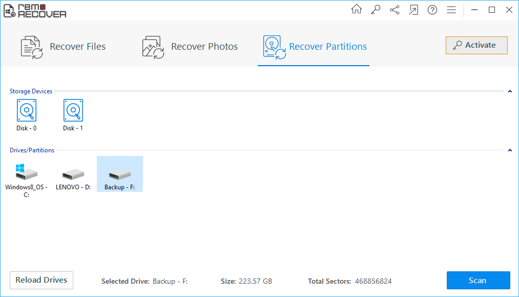 recover files from formatted pen drive or USB