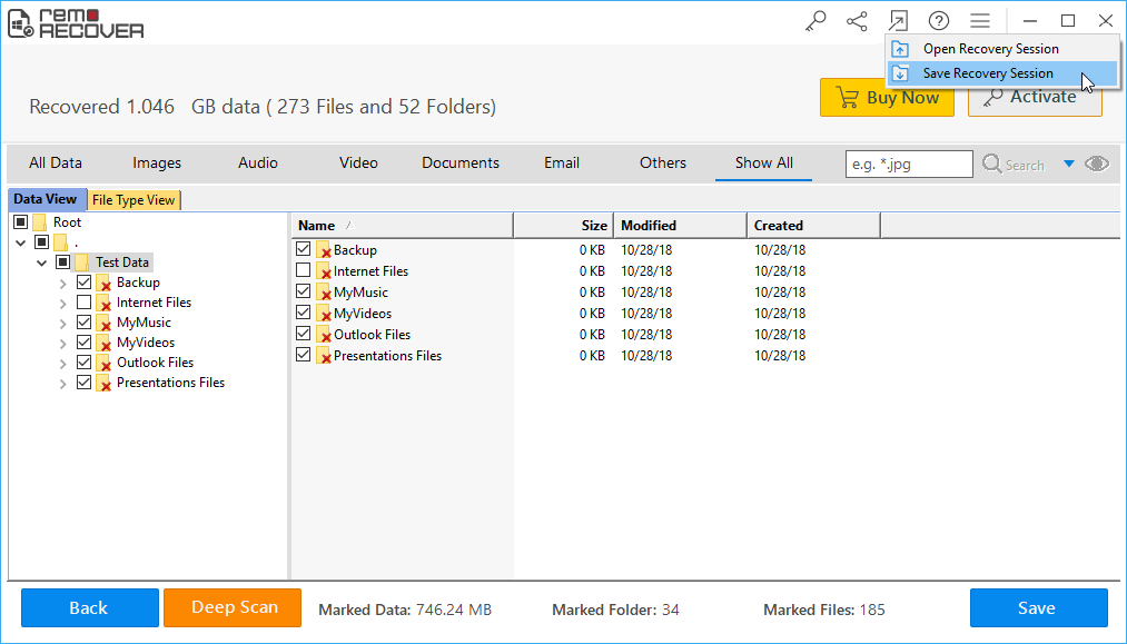 recovered SD card not showing files on Windows