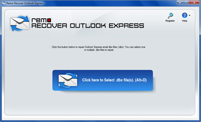 Free Outlook Express Email Recovery Program
