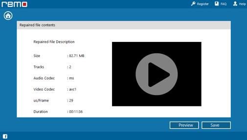 Repair MP4 Video Files