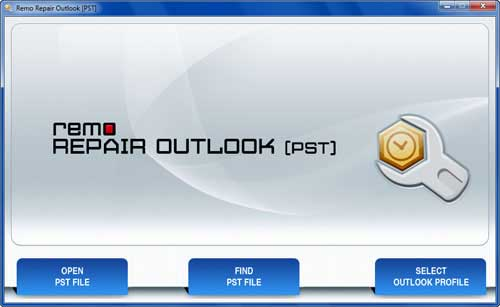 comment reparer outlook 2010