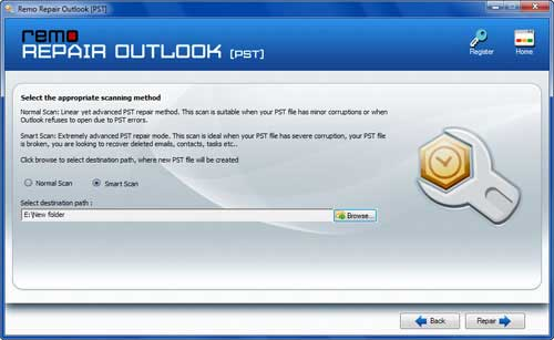 how to recover emails from outlook when shift delete