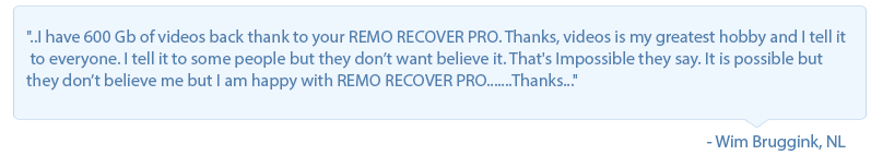 review of remo laptop data recovery software