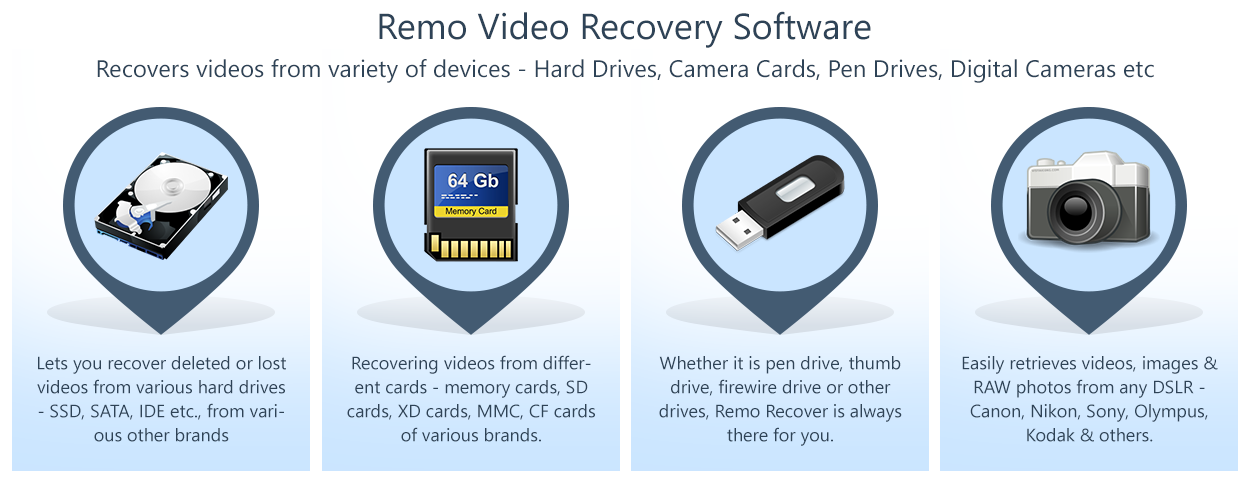 How to Recover Video Files