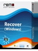 Remo Recover Windows برنامج حيرجعلك الملفات المحزوفة جديد في اصدارة