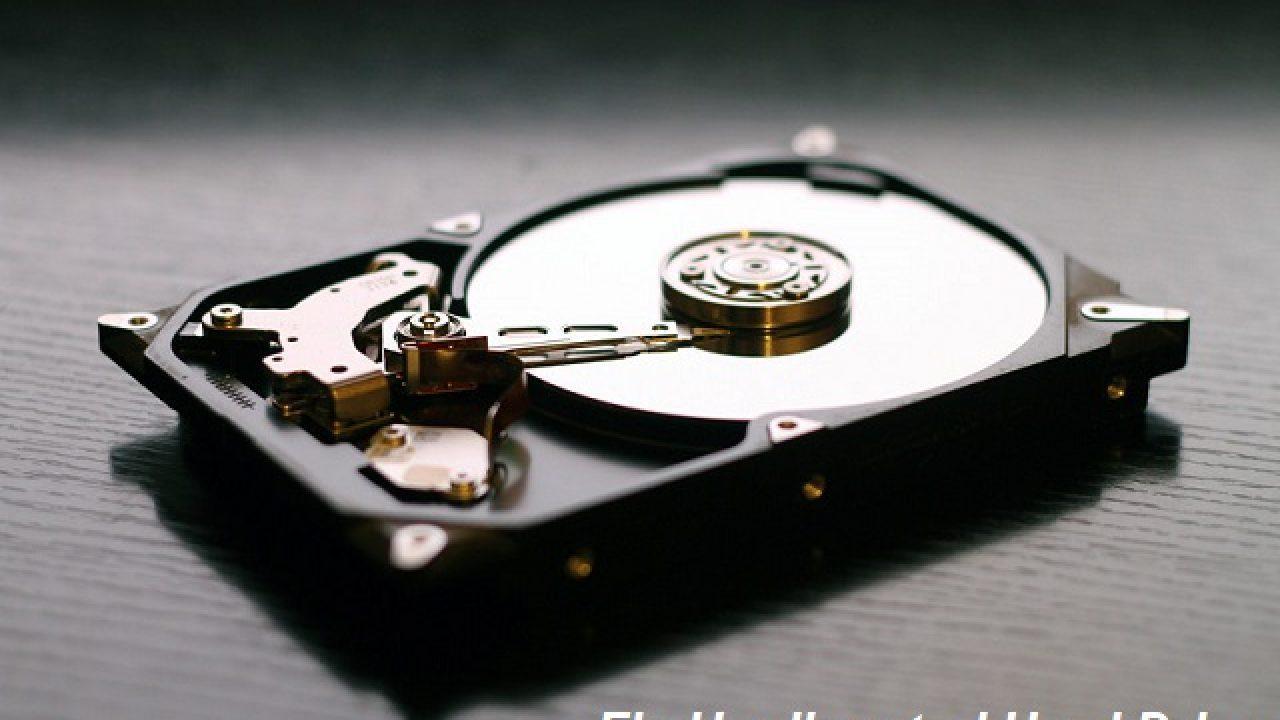 externe festplatte wird nicht mehr erkannt daten retten