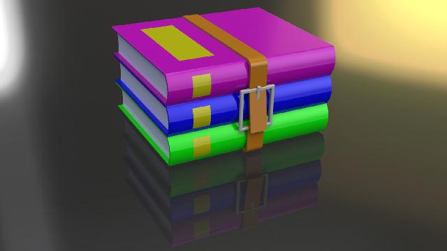 Convertir Archivos Rar A Zip Con Winrar