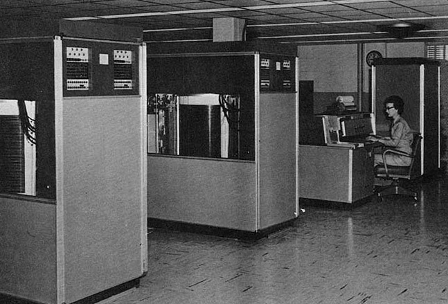 First hard disk- history of storage