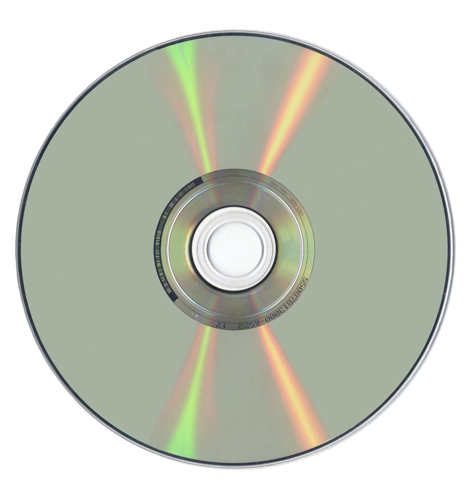 DVD- history of storage