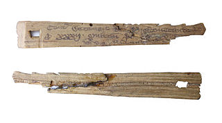 Tally stick- history of storage