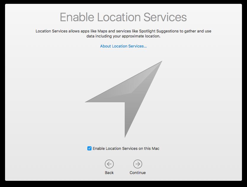 Install MacOS Sierra Public Beta