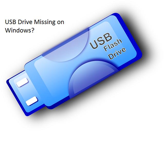 missing-usb-drive