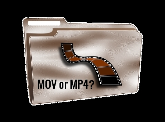 MOV or MP4?
