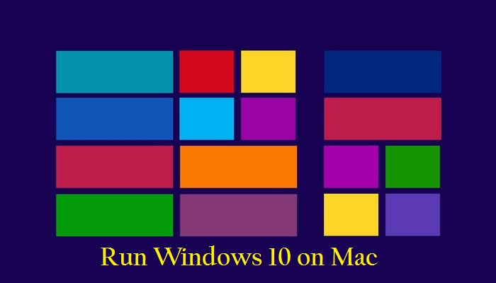 how to use Windows 10 on your Mac