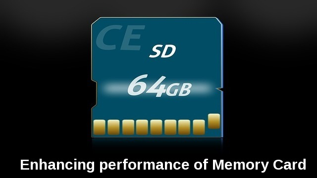 ways to enhance your memory card performance