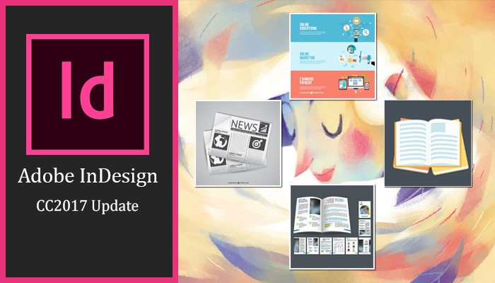 new features in adobe indesign cc2017