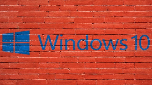 Fixing the bug that breaks System Restore in Windows 10