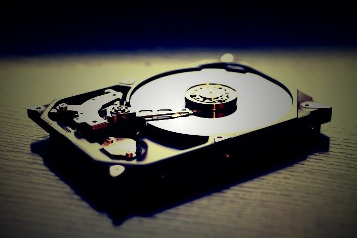 erase and format your hard drive