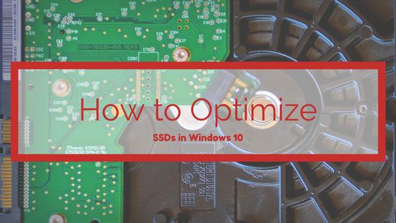 optimize ssd
