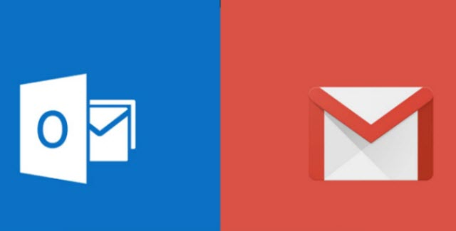 how to sync gmail with outlook to delete emails
