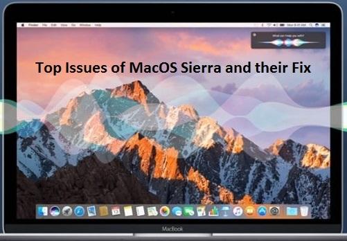 MacOS Sierra的主要问题及解决方案