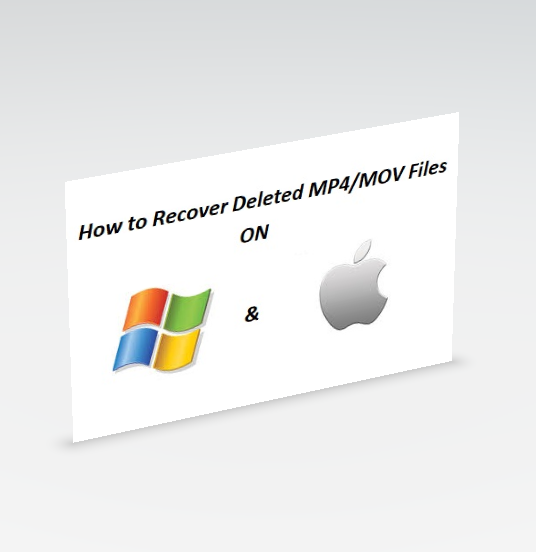 Recuperar Archivos MP4/MOV Borrados en Windows y Mac