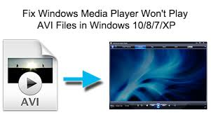 Solved - Windows Cannot Play AVI Files