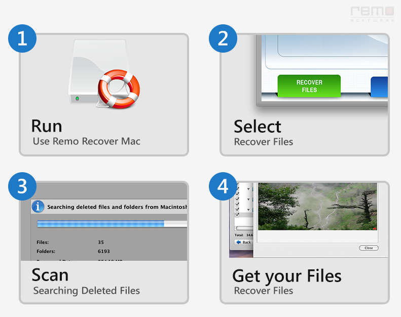 Ways to get back Recently Deleted Files on Mac