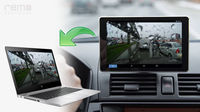 play dashcam videos on Pc