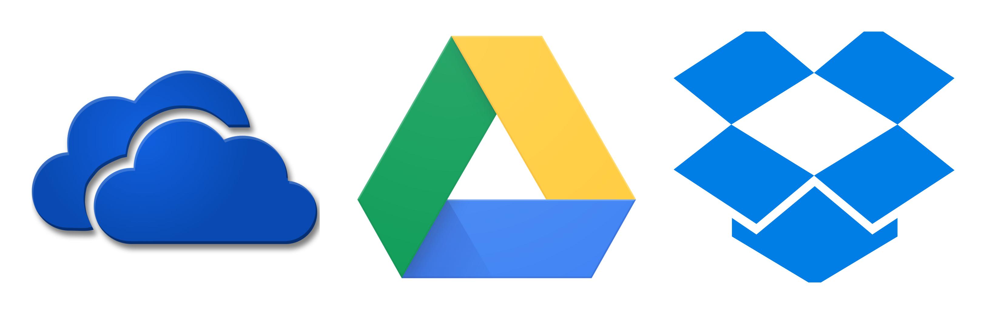 Comparing Free Cloud Storage Onedrive Vs Google Drive Vs Dropbox Info Remo Software
