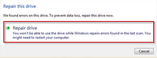 FIXED] Restart to Repair Drive Errors on Windows - Info | Remo Software