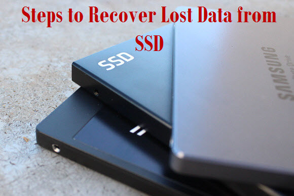 Can I recover lost data from SSD DRIVES? - Info | Remo Software