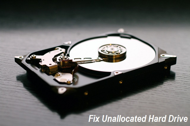 Solved] Hard Drive Shows as Unallocated- How to Fix? - Info