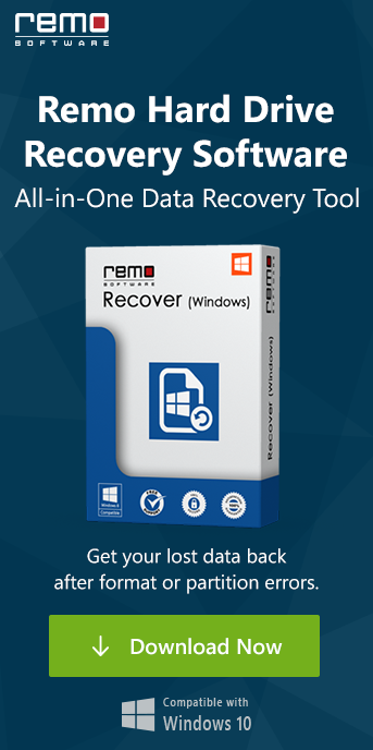 Remo Hard Drive Recovery