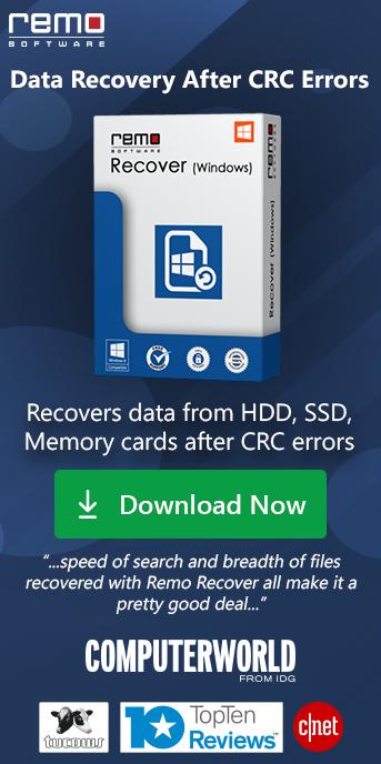 Fix CRC Errors