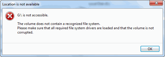 How to Fix Format Disk Error? - Info | Remo Software