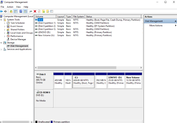 Fix unreadable memory card error screenshot