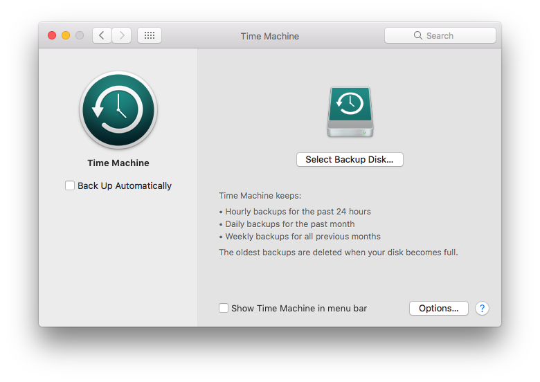 using time machine backup to recover data from mac trash