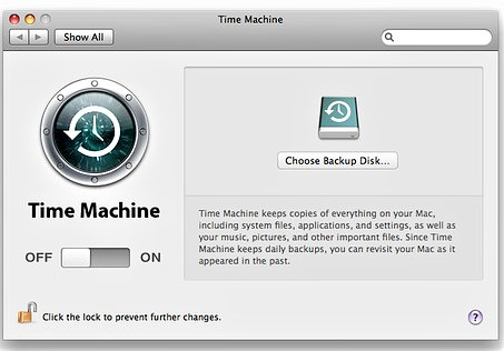 recover photos from Time Machine backup