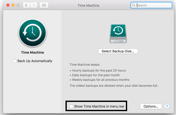 recover permanently deleted photos from Time Machine backup